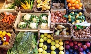 A spasso nel bio: Buono sconto fino a 20 € per l'acquisto di prodotti biologici, vegan e gluten free