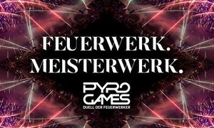 PYROGAMES - das Duell der Feuerwerker: Pyro Games – Das Duell der Feuerwerker u. a. in Leipzig, Dresden, Lichterfeld, Chemnitz und Magdeburg (bis 51% sparen)