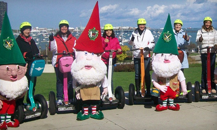 Chicago Segway Tour - Near North Side: $42 for a Segway Tour from Chicago Segway Tour (Up to $85 Value)