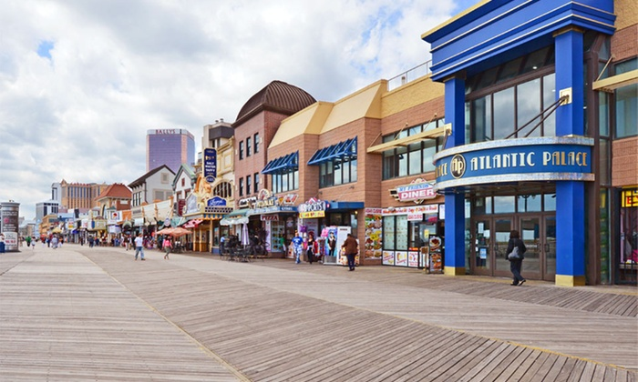 null - Allentown / Reading: Stay at Atlantic Palace Suites in Atlantic City, NJ, with Dates into May