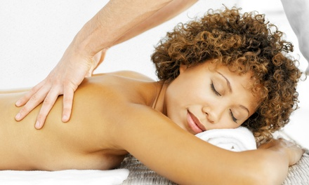 $35 for a One-Hour Massage with Health Screening at HealthSource Chiropractic and Progressive Rehab ($79 Value)