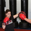 Up to 80% Off Kickboxing Classes
