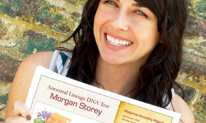 DNA Diagnostics Centre: Male or Female Ancestry DNA Test with DNA Diagnostics Centre (Up to 60% Off)