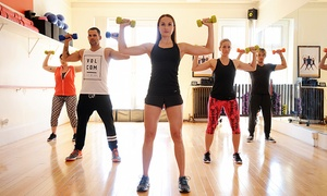 RAE Studios: Up to 74% Off Fitness Classes at RAE Studios
