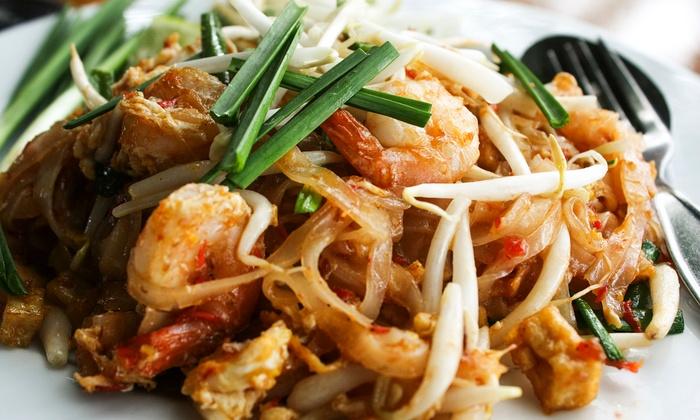 Bangkok Cuisine - West Bloomfield: $10 for $20 Worth of Thai Food at Bangkok Cuisine