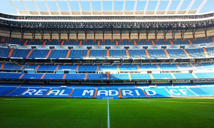 Real Madrid: Match Tickets Plus 2Night Hotel Stay* From £129*