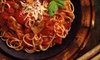 54% Off Italian Cooking Class or Wine Tasting