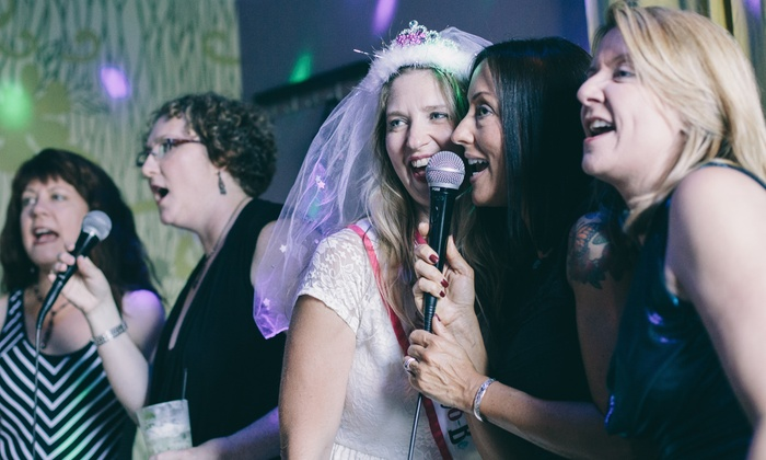 Voicebox - Multiple Locations: Two-Hour Private Karaoke Suite for Up to 16 People at Voicebox (Up to 50% Off). Two Options Available.