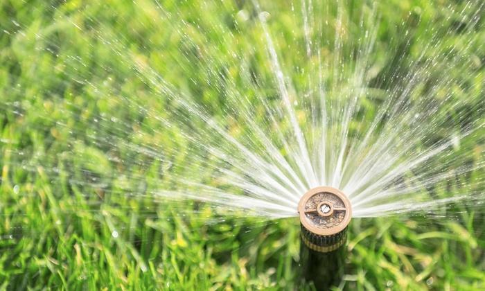 The Sprinkler Doctor, Inc - Tampa Bay Area: $36 for $65 Groupon — The Sprinkler Doctor