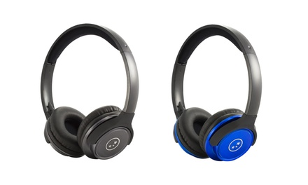 Able Planet Travelers Choice Headphones with Linx Audio Technology and Inline Volume Control