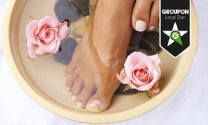 Ginseng Kosmetik Studio: 1x oder 2x Fußpflege mit Fußbad und Pediküre im Ginseng Kosmetik Studio nahe Ku'damm ab 12,50 €