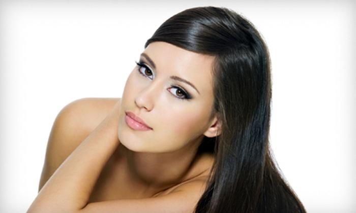 Plush Salon & Spa - Mesa: One, Two, or Three Keratin Hair Treatments at Plush Salon & Spa in Mesa (Up to 76% Off)