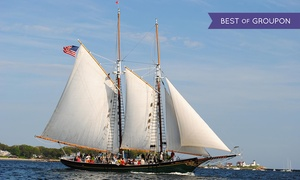 Schooner Thomas E. Lannon: $26 for a Two-Hour Sailing Trip from Thomas E. Lannon (Up to $40 Value)