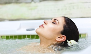 Nails Style Spa - Al Wahda Mall: Moroccan Bath with Herbs and an Optional Spa or Hair Oil Treatment at Nails Style Beauty Center (Up to 51% Off)