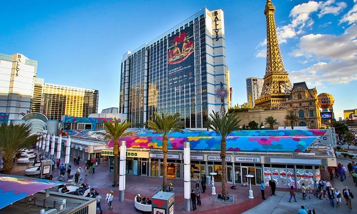 Bally's Las Vegas on the Strip