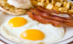 Le Peep: Breakfast and Lunch Fare at Le Peep (Up to 53% Off). Three Options Available.