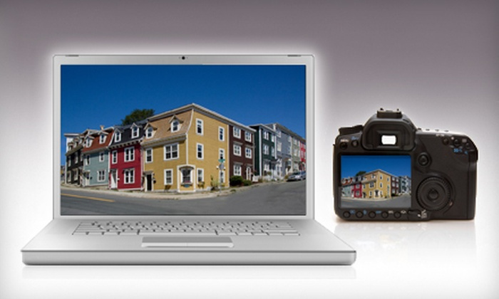 Digital Boot Camp - Central St. John's: Three-Hour Basic Canon or Nikon DSLR Course or $10 for $20 Towards Any Digital-Photography Class at Digital Boot Camp