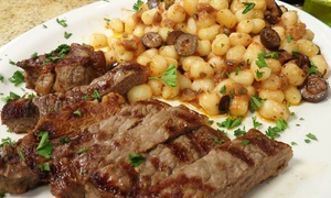 Don Davis Uruguayan Steak House: Party Package for 20, or $14 for $30 Worth of Food and Drinks at Don Davis Uruguayan Steak House