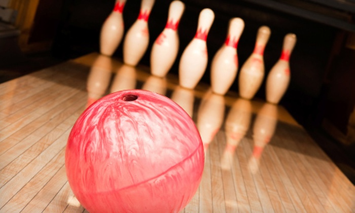 Viking Bowl & Restaurant - Goldcrest: $10 Worth of Bowling and American Food
