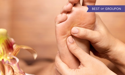 Up to 71% Off Reflexology-Massage Packages