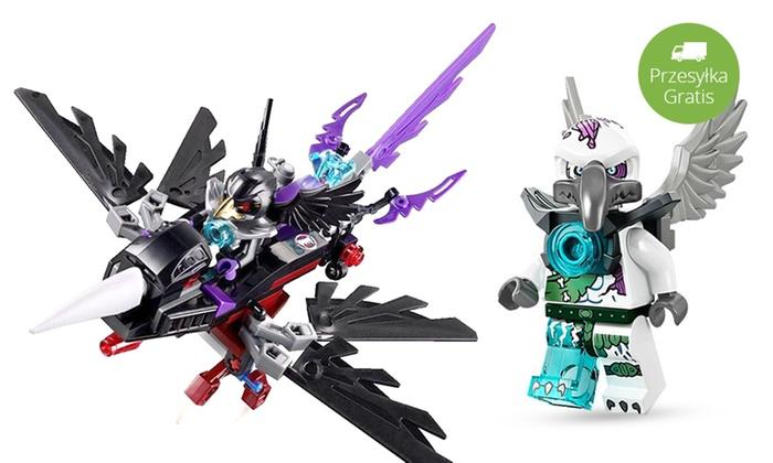 JTWP sp. z o.o.: Od 49,99 zł: zestaw Lego® z serii Legends of Chima™ – 2 zestawy do wyboru