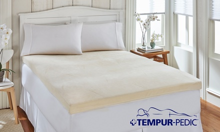 Closeout – Tempur Pedic Memory Foam Mattress Topper
