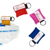 CPR Mask Keychain Kits (5-Pack)