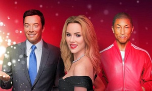 Up to 29% Off Admission to Madame Tussauds NYC at Madame Tussauds NYC, plus 6.0% Cash Back from Ebates.