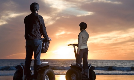 Two-Hour Self-Guided Segway City Lakes Tour or Two-Hour Electric-Bicycle Rental at Evolve Segway (Up to 51% Off)