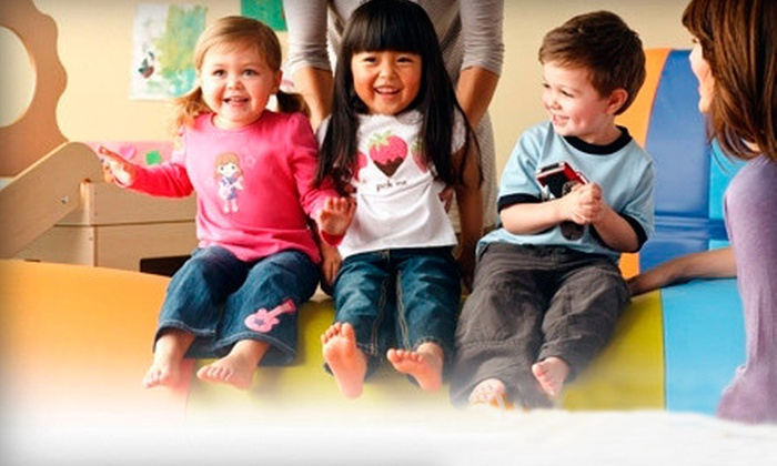 Gymboree Play and Music - Multiple Locations: One- or Two-Month Enrollment Package at Gymboree Play & Music (Up to 63% Off)