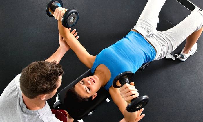 Drive Fitness - Multiple Locations: One Training Session for Two or Four, or Two or Four Training Sessions for One from Drive Fitness (Up to 74% Off)