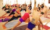 Ten Sessions of Hot Yoga