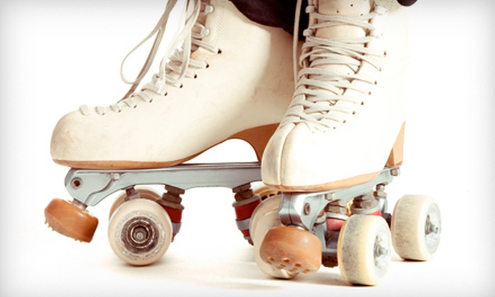Skateland and Great Skate Glendale - Multiple Locations: Roller-Skating for Two or Four, or Birthday Package for Up to 10 at Skateland and Great Skate Glendale (Up to 69% Off)