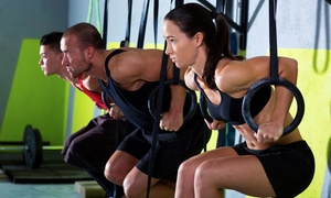 CrossFit Pioneer: Six CrossFit Classes or One Month of Unlimited Classes at CrossFit Pioneer (Up to 59% Off)