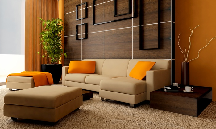 Color Clean Carpet Care - Denver: Carpet Cleaning  or Couch or Love Seat Cleaning from Color Clean Carpet Care (Up to 73% Off). Four Options.