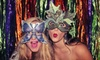 Booya! Photo Booth: Three- or Four-Hour Photo-Booth Rental from Booya! Photo Booth (Up to 54% Off)