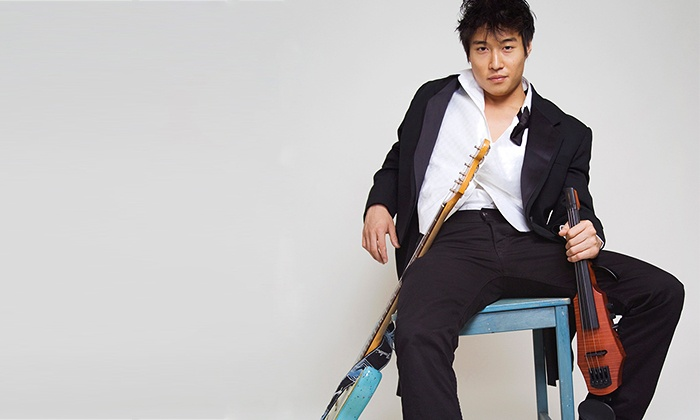 Charles Yang - Charline McCombs Empire Theatre (venue): Charles Yang at Charline McCombs Empire Theatre on Thursday, May 22 (Up to 50% Off)