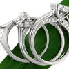 1/2- or 1-Carat Diamond Engagement Rings