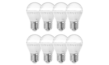 7-LED 5-Watt Light Bulbs (8-Pack)