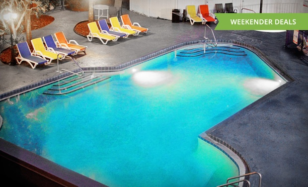 Ramada Kissimmee - Kissimmee, FL: Stay at Ramada Kissimmee in Greater Orlando, with Dates into August