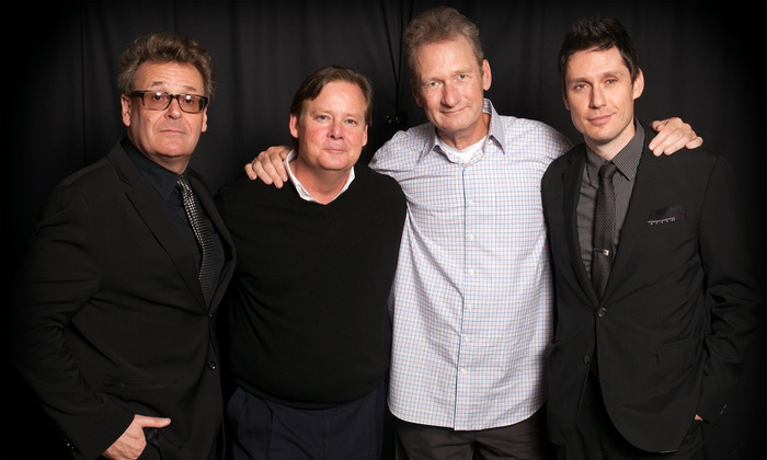 """""""Whose Live Anyway"""" - Marin Veterans' Memorial Auditorium: Whose Live Anyway with Greg Proops, Joel Murray, Ryan Stiles, and Jeff B. Davis on Friday, November 6 at 8 p.m."""