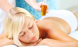 Lichtblick Alice Mayr: 60 Min. professionelle Aroma-Ganzkörpermassage bei Lichtblick Alice Mayr (32% sparen*)