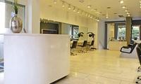 Luxuriöser Damen- oder Herrenhaarschnitt mit Kopfmassage, Pflege und Styling bei Lechners Friseure (bis zu 46% sparen*)