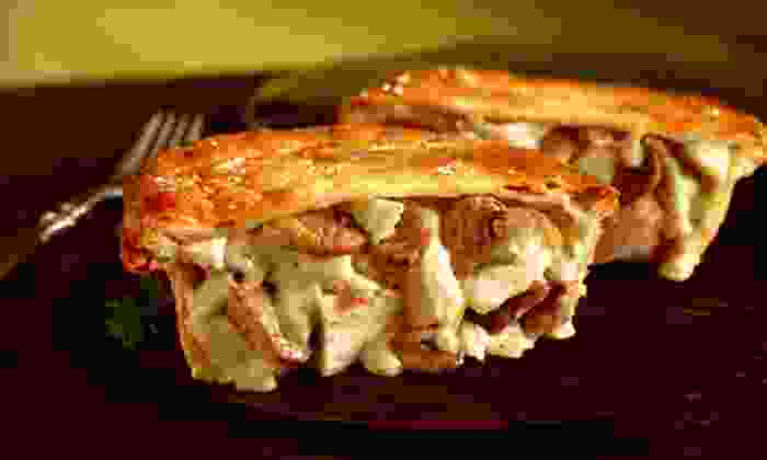 The Cravery - SoMa: Gourmet Pot Pies and Crepes at The Cravery (Half Off). Three Options Available.