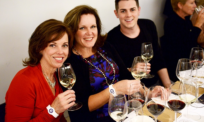 Food Network & Cooking Channel New York City Wine & Food Festival presented by FOOD & WINE - Hudson Hotel: Wine & Pairing Seminars at New York City Wine & Food Festival (54% Off). Six Options Available.
