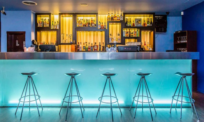 Ascent Lounge - Barrie: $99 for Private-Lounge Rental for 25 or More People at Ascent Lounge ($282.50 Value)
