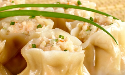 Dim Sum and Chinese at Jockey Wok 'N' Rolls (Up to 50% Off). Four Options Available.