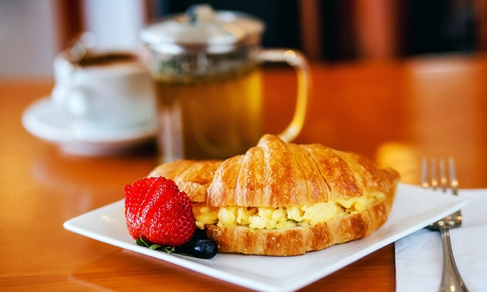 Rosie's Coffee Bar & Bakery - Quaker Heights: $18or $36Worth of Coffee and Breakfast Food at Rosie's Coffee Bar & Bakery