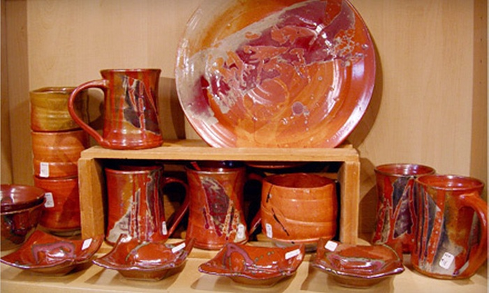 The ClayGround Studio & Gallery - Ellicott City: One, Two, or Four BYOB Ceramics Classes at The ClayGround Studio & Gallery in Ellicott City (Up to 56% Off)