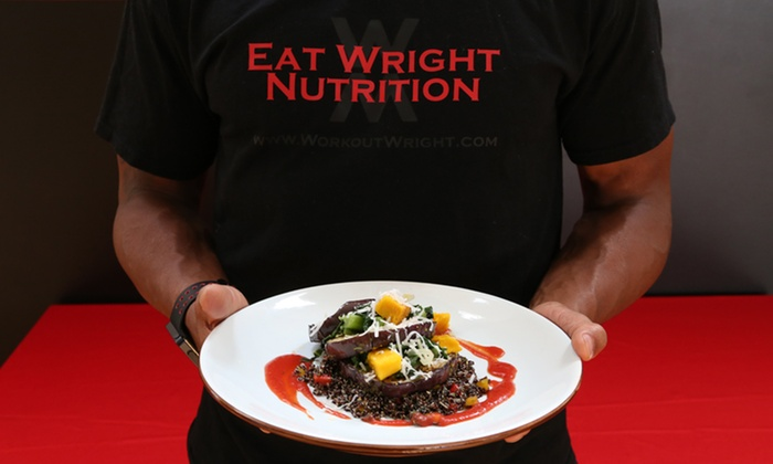 Workout Wright - Evanston: $95 for Four 55-Minute Personal-Training Sessions with 10 Meals from Workout Wright ($400 Value)